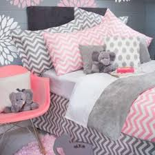 swizzle pink 3 piece childrens twin bedding set by sweet potato
