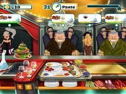 jeux chef de cuisine jeu joyeux chef alawar