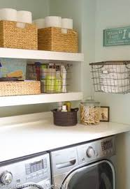 Organizing Laundry Room Cabinets 50 Laundry Storage And Organization Ideas Small Laundry Rooms