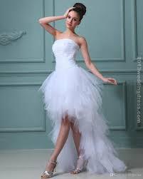 Short Wedding Dresses Hi Low Short Wedding Dresses Wedding Dresses Dressesss