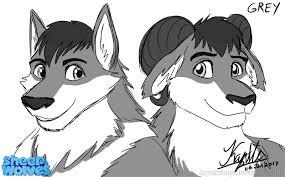 sheep and wolves grey sketch by krystlekmy on deviantart
