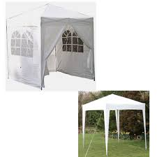 Patio Gazebos by Outdoor Pop Up Gazebo Patio Canopy Tent Rain Sun Protection Picnic