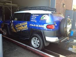 wrapped cars why towne lake u0027s car wash is safe for your wrapped vehicles
