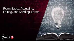 iform basics accessing editing and sending iforms icims customer