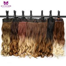 Long Synthetic Hair Extensions by Natural Synthetic Hair Extensions Promotion Shop For Promotional