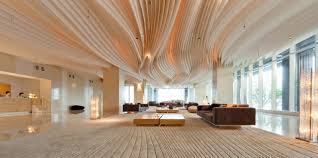 Hotels Interior Hilton Pattaya Department Of Architecture Archdaily