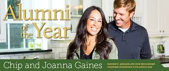 chip and joanna gaines tour schedule alumni of the year chip and joanna gaines baylor magazine fall