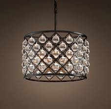 Small Glass Chandeliers Bedrooms Hallway Chandelier Shell Ceiling Lights Pertaining To New