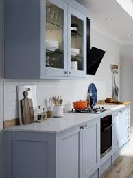 howdens kitchen cabinet doors only fairford blue howdens howdens kitchens kitchen design