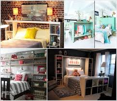 Clever And Superb Headboard Storage Ideas - Clever storage ideas bedroom