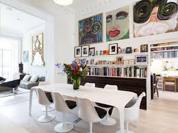 dining room to office minimalist office contemporary dining room by christopher elliott
