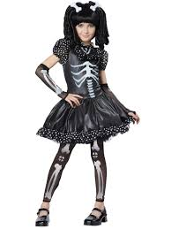 child skeleton costume 00391 fancy dress ball