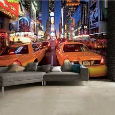 new york city taxi cab time square wall mural 315cm x 232cm colourful new york city taxi cab time square wall mural 315cm x 232cm