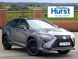 lexus rx450h sport lexus rx 450h f sport grey 2017 02 08 in county antrim gumtree