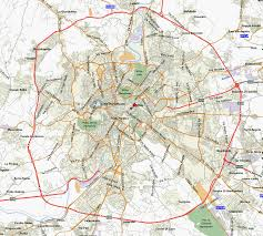Rome On World Map Rome City Map Rome Italy U2022 Mappery