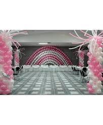Balloon Decor Ideas Birthdays Birthday Party Balloon Decoration In Coimbatore India
