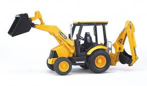 bruder toys america inc jcb backhoe loader walmart com