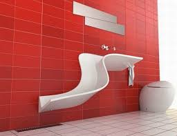 wandgestaltung rot de pumpink schöne schlafzimmer weiss rot