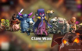 clash of clan clan war guide clash of clans land