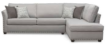 sectional with sofa sleeper eternal excellence abundant with classic appeal the mckenna