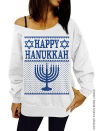 happy hanukkah sweater use coupon code tacky hanukkah sweater happy