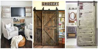 barn doors u2014 ways to use a barn door