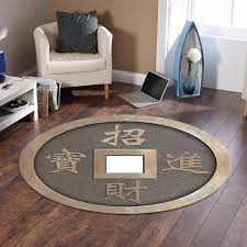 Schlafzimmer Teppich Rund 3d Erde Mond Runde Teppich Tapetes Para Casa Sala Weltkarte Matten