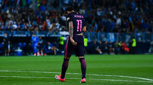 Penalty Flag Football Neymar U0027s Red Card And A Clear Penalty Barcelona U0027s Title Hopes