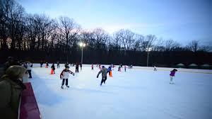 best skating rinks in new york city