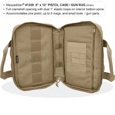 Pistol Rug Maxpedition 1309b 8