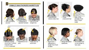 women with boy haircuts in the marines short hair for females in the army short hair fashions