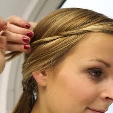 Hochsteckfrisurenen Ohren Verstecken by Frisuren Ungewaschene Haare So Fällt S Nicht Auf Brigitte De