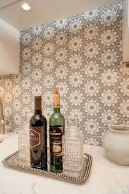 hexagon tile kitchen backsplash 288 best backsplashes images on pinterest bathroom ideas at