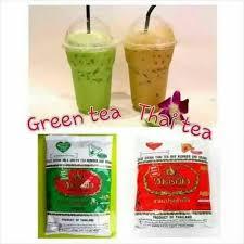 Teh Merah tea hijau teh merah thailand murah rm 15 photos