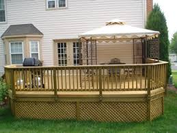 what is pressure treated wood for decking