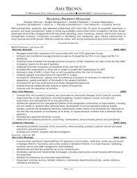 real estate resume sample professional real estate resume samples