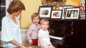 princes william and harry reveal princess diana u0027s private humor