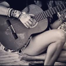 girly guitar wallpaper guiltar pictures and videos girl playing guitar