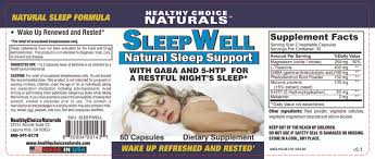 5 Htp Before Bed by Natural Sleep Remedies Natural Sleep Aids