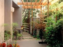 Creating Privacy In Your Backyard How To Build A Wood Pergola Hgtv
