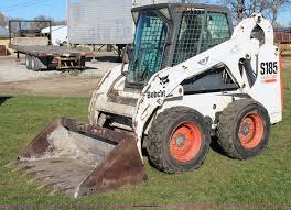 2004 bobcat s185 skid steer item h7886 sold december 5