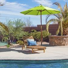Lime Green Patio Furniture by Lauren U0026 Company Premium 9 Foot Lime Green Patio Umbrella With
