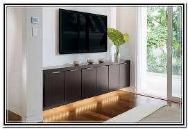 Wall Mounted Entertainment Shelves Wall Mounted Entertainment Center Media Console Home Design Ideas