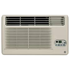 ge 11 800 btu 230 208 volt through the wall air conditioner with