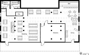 Free Restaurant Floor Plan Software Restaurant Floor Plan Restaurant Kitchenrestaurant Floor Plan