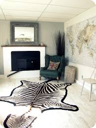 real zebra rugs for sale creative rugs decoration