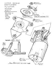gm wiper motor wiring diagram wiring diagrams