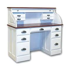 solid oak roll top desk solid wood roll top desk white roll top desk solid wood 7 drawer