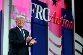 Trump S Favorite President Trump Unlikely Religious Favorite Hails Christian Values U2013 The
