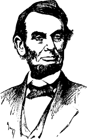 free vector graphic abe abraham lincoln america face free